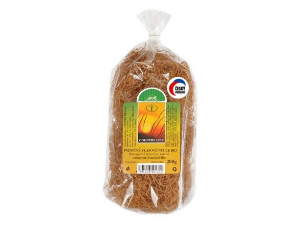 Country Life  вермишель из органической пшеницы 200 г
