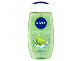 "Nivea Гель для душа ""Lemongrass & Oil"", 250 мл"