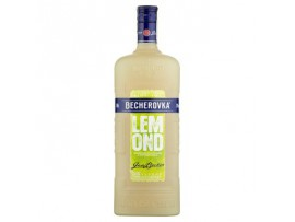 Becherovka Original Лимон травяной ликер 1 л