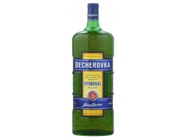 Becherovka Original травяной ликер 1 л