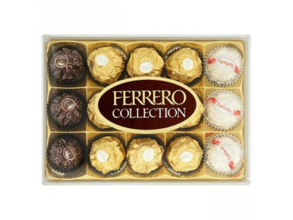 Ferrero Collection коллекция конфет 172 г