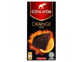 Côte d'Or Orange горький шоколад с шоколадно-апельсиновой начинкой 100 г