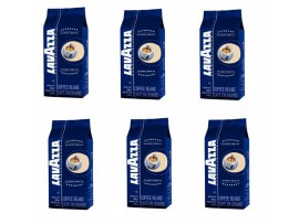 6× Lavazza Super Crema
