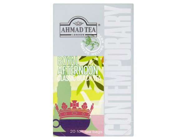 Ahmad Tea Royal afternoon чай черный 20 х 2 г