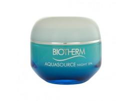 Biotherm Aquasource Night Spa ночной гель бальзам для всех типов кожи 50 мл