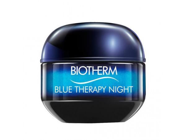Biotherm Blue Therapy Night Cream ночной восстанавливающий крем 50 мл