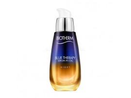 Biotherm Blue Therapy Serum In Oil Night ночная восстанавливающая сыворотка-масло 30 мл