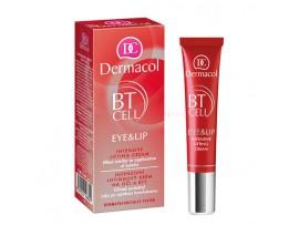 Dermacol BT Cell Eye&Lip Intensive Lifting Cream крем-лифтинг для кожи глаз и губ 15 мл