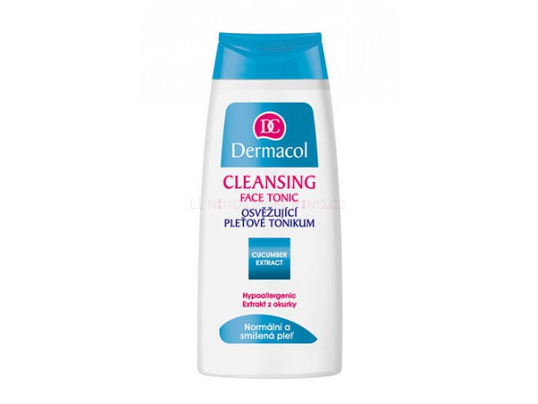 Dermacol Cleansing Face Tonic очищающий тоник для лица 200 мл