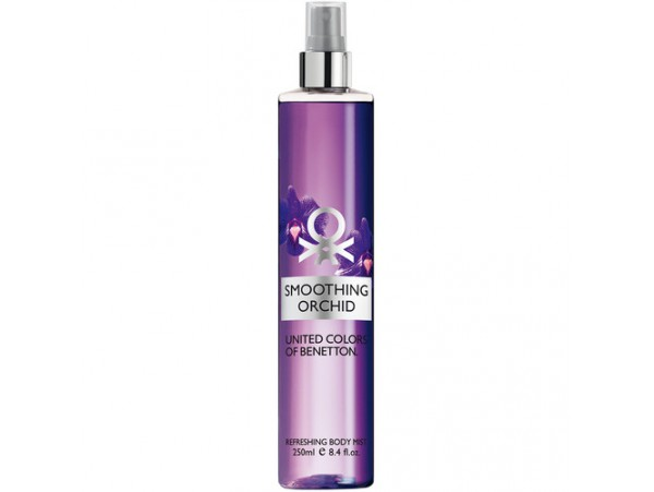 Benetton Smoothing Orchid 250 мл