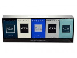 Bvlgari mini set 5 х 5 мл