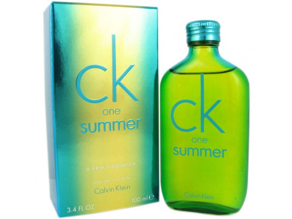 Calvin Klein CK One Summer 2014 100 мл
