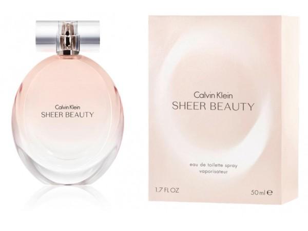 Calvin Klein Sheer Beauty 50 мл