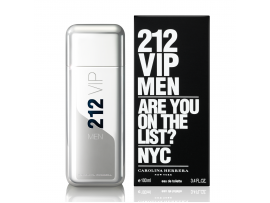 Carolina Herrera 212 VIP Men 100 мл