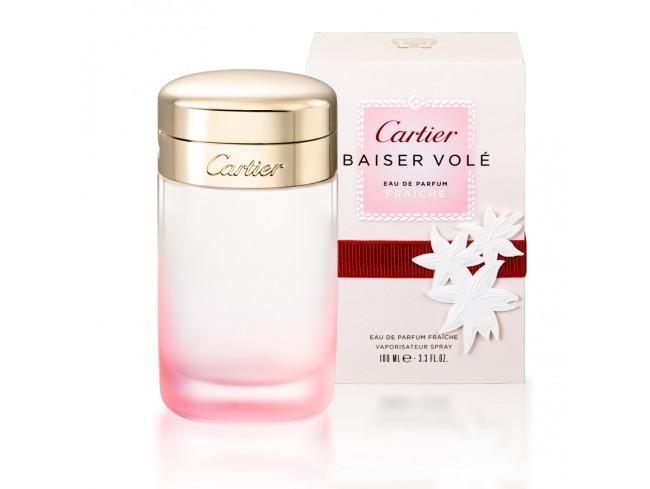 Cartier Baiser Vole Fraiche 100 мл купить в киеве цена Cartier