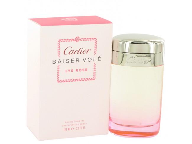 Cartier Baiser Vole Lys Rose 100 мл купить в киеве цена Cartier