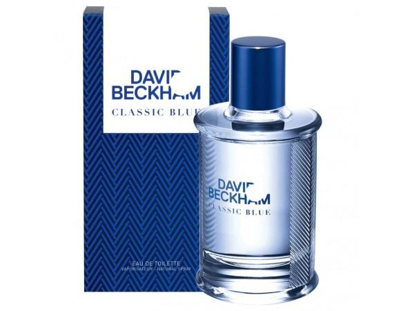 David Beckham Classic Blue 90 мл