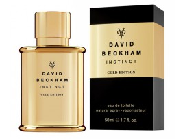 David Beckham Instinct Gold Edition 50 мл