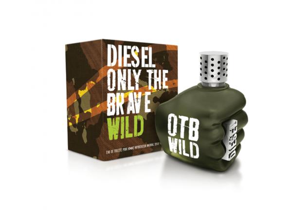 Diesel Only the Brave Wild 75 мл