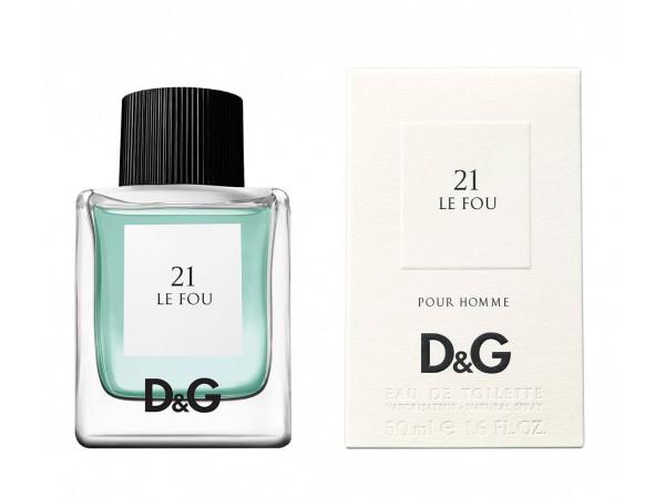 Dolce & Gabbana Le Fou 21 100 мл