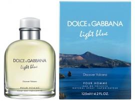 Dolce & Gabbana Light Blue Discover Vulcano 125 мл