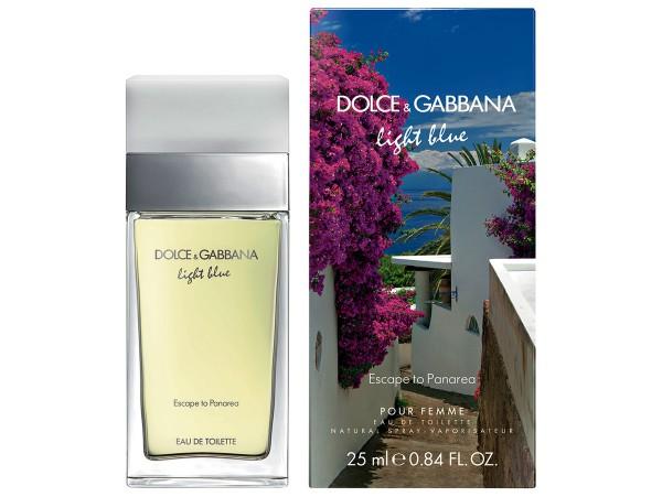 Dolce & Gabbana Light Blue Escape to Panarea 100 мл