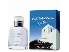 Dolce & Gabbana Light Blue Living Stromboli 40 мл