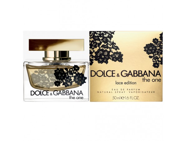 Dolce & Gabbana The One Lace Edition 50 мл