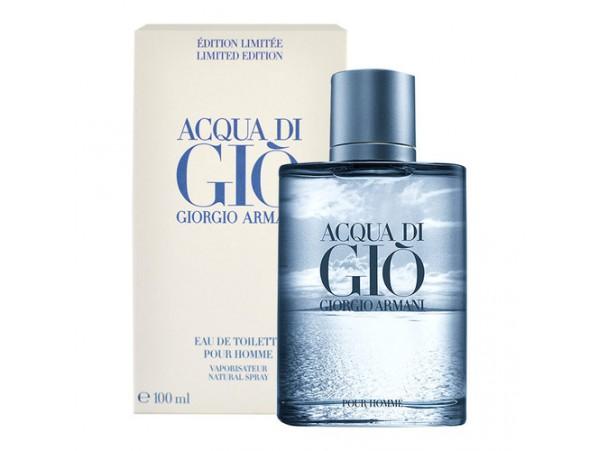Giorgio Armani Acqua di Gio Blue Edition Pour Homme 100 мл