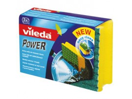 Vileda Power Губки, 2 шт